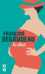Au début, François Bégaudeau