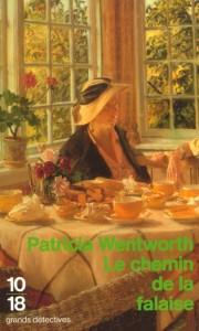 Le chemin de la falaise - Patricia WENTWORTH