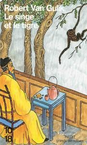 Le singe et le tigre - Robert VAN GULIK