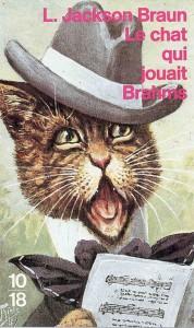 Le chat qui jouait Brahms - Lilian JACKSON BRAUN