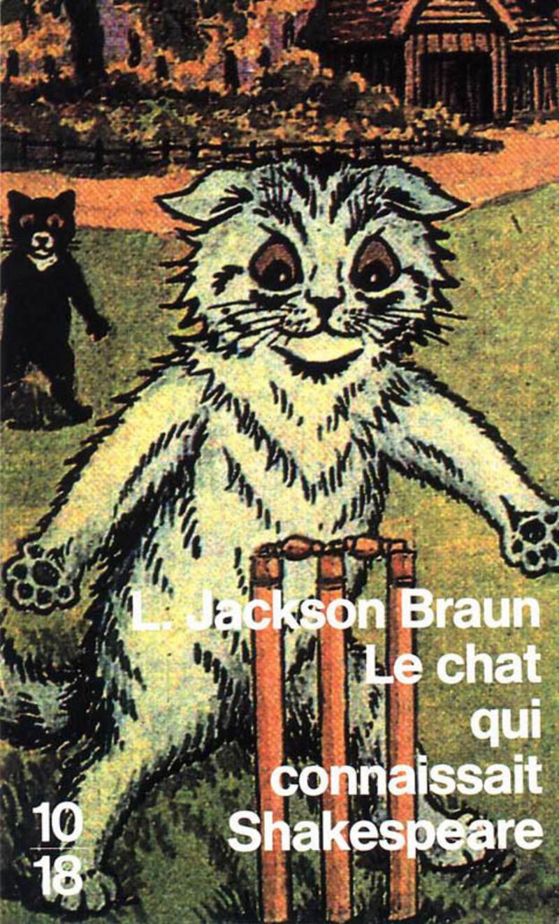 Le chat qui connaissait Shakespeare - Lilian JACKSON BRAUN