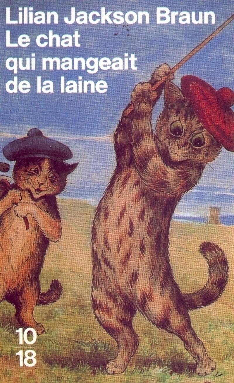 Le chat qui mangeait de la laine - Lilian JACKSON BRAUN
