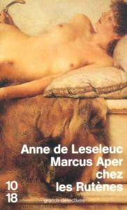 Marcus Aper chez les Rutènes - Anne de LESELEUC