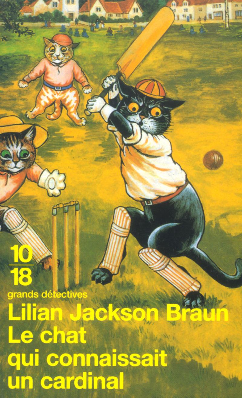 Le chat qui connaissait un cardinal - Lilian JACKSON BRAUN