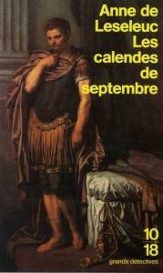 Les calendes de septembre - Anne de LESELEUC