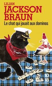 Le chat qui jouait aux dominos - Lilian JACKSON BRAUN