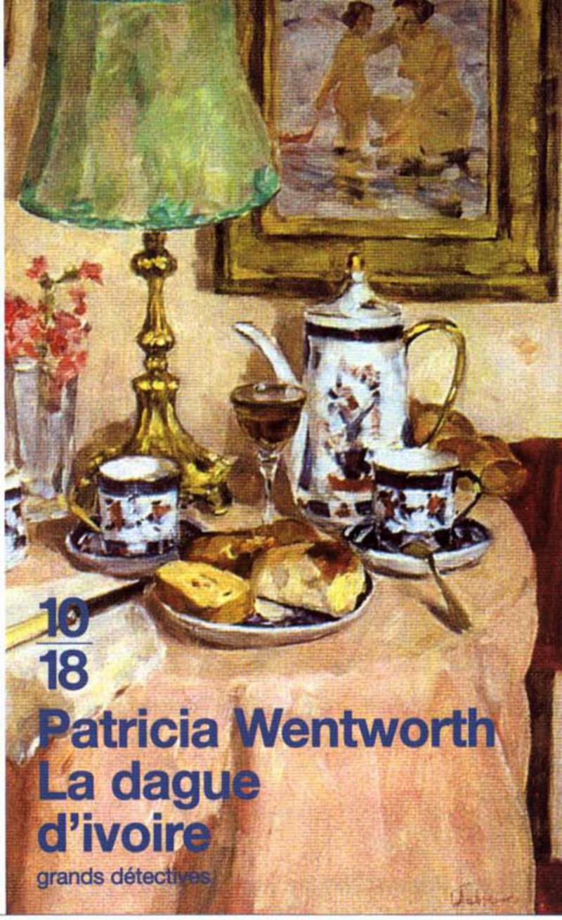 La dague d'ivoire - Patricia WENTWORTH