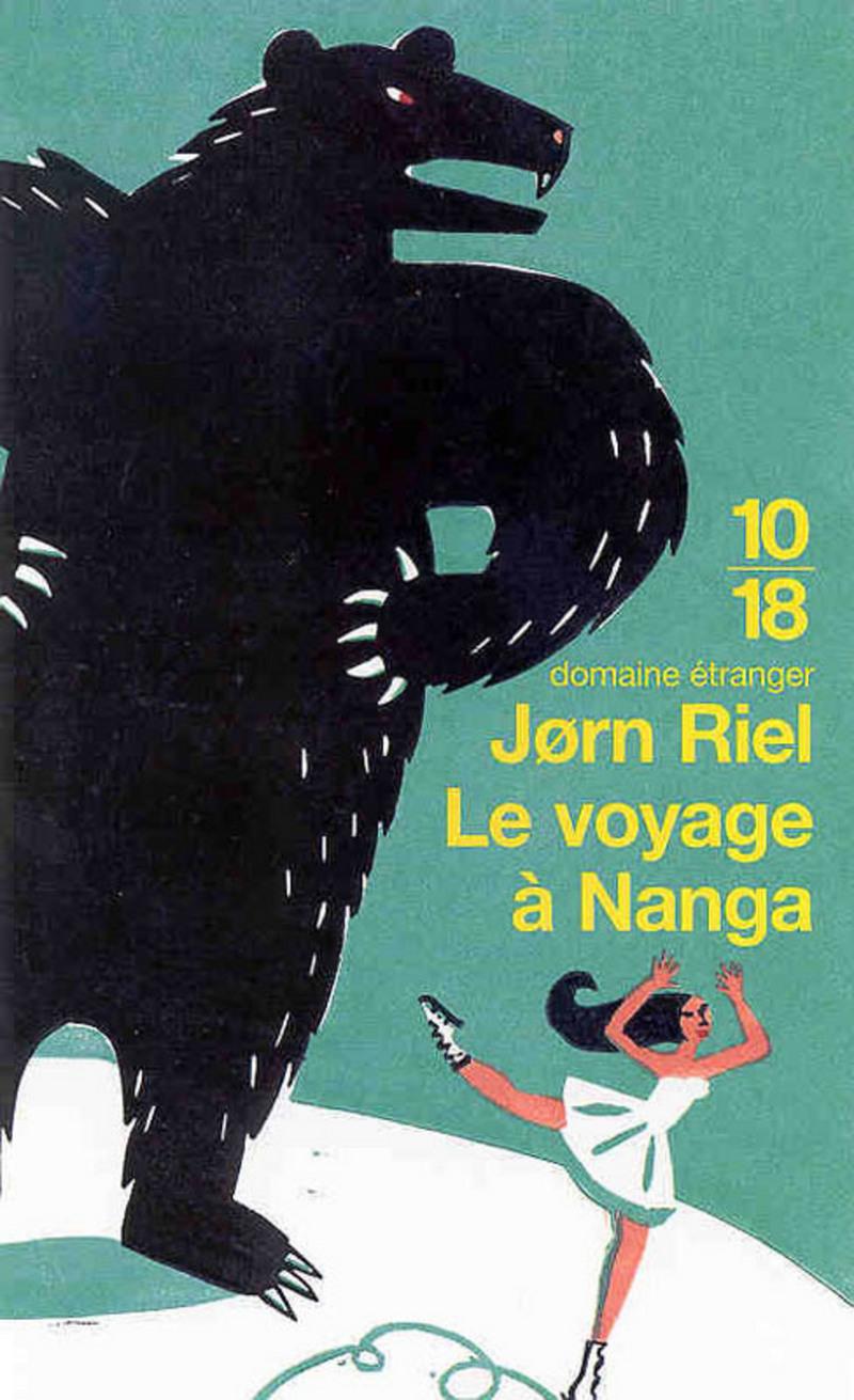 Le voyage à Nanga - Jørn RIEL
