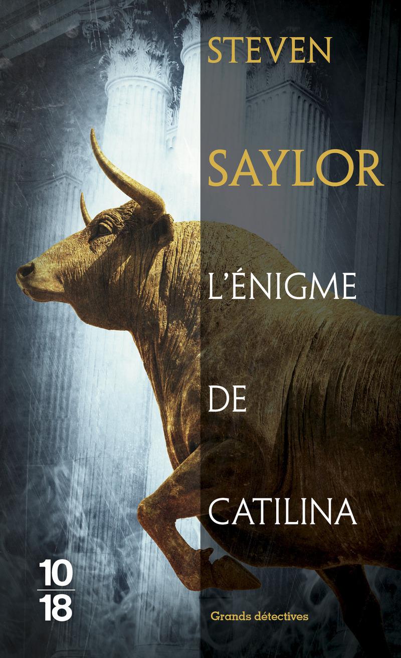 L'énigme de Catilina - Steven SAYLOR