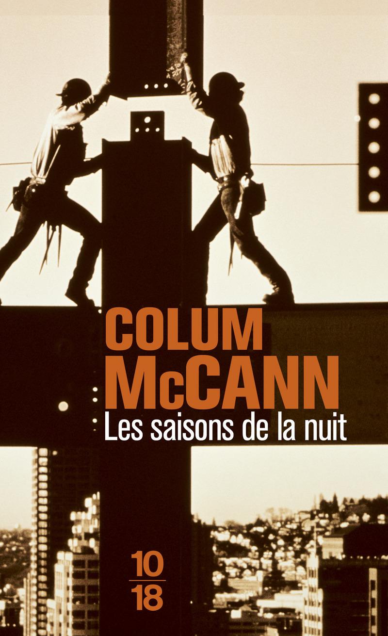 Les saisons de la nuit - Colum MCCANN