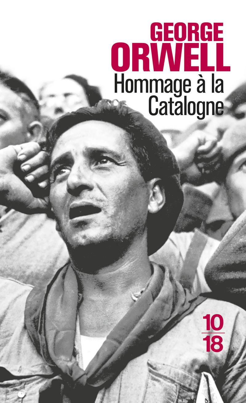 Hommage à la Catalogne - George ORWELL