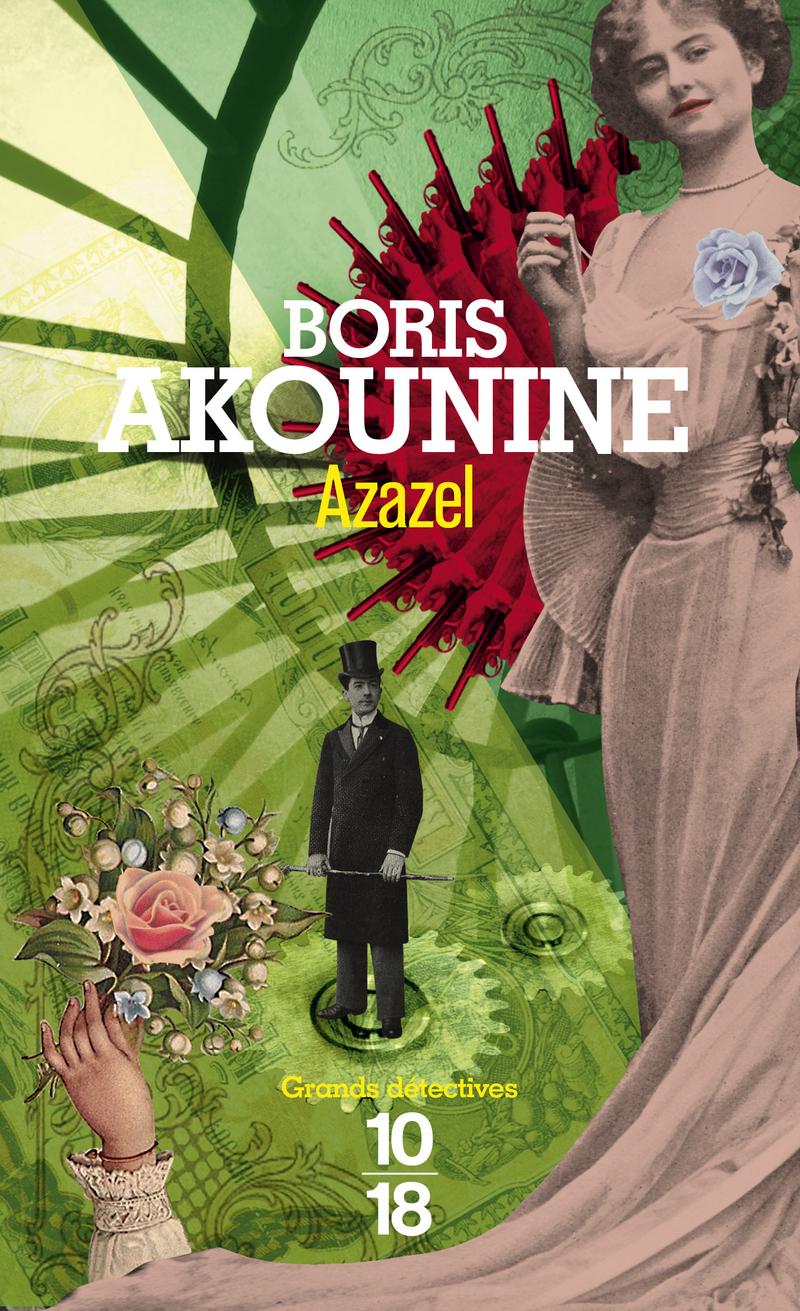 Azazel - Boris AKOUNINE