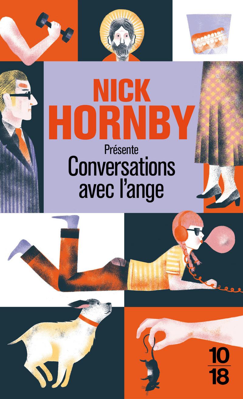 Conversation avec l'ange - Nick HORNBY