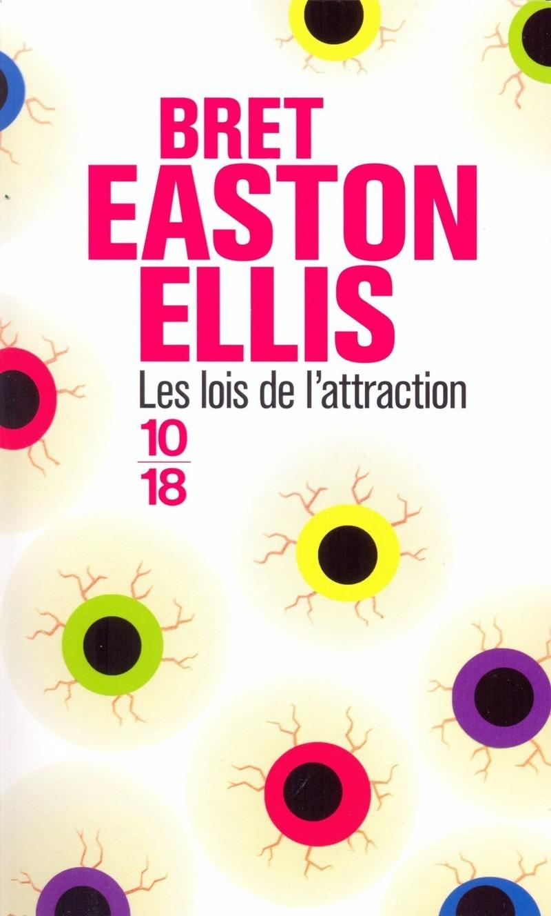 Les lois de l'attraction - Bret Easton ELLIS