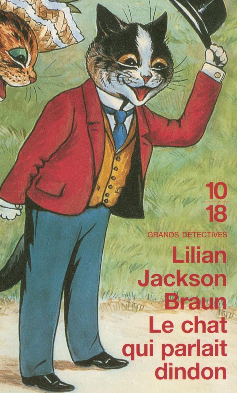 Le chat qui parlait dindon - Lilian JACKSON BRAUN