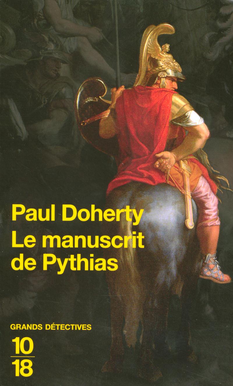 Le manuscrit de Pythias - Paul DOHERTY