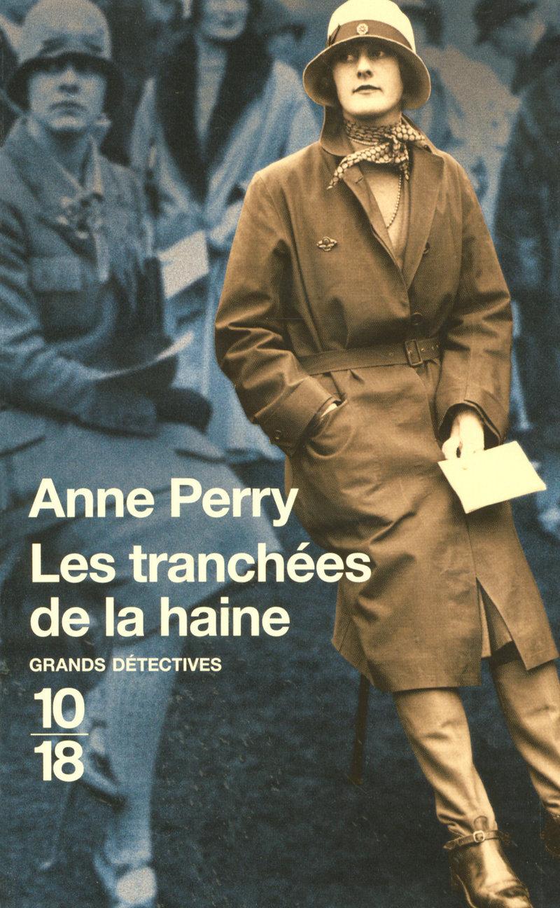 Les tranchées de la haine - Anne PERRY