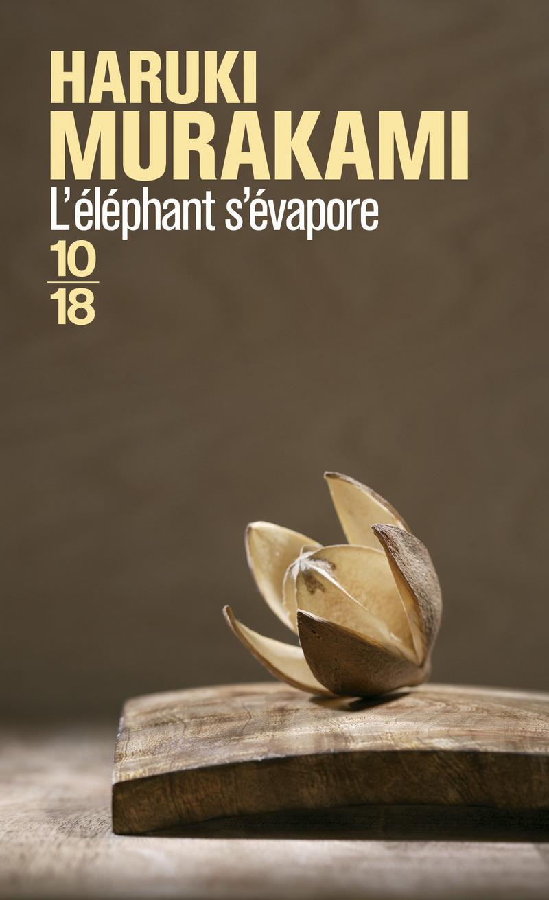 L'éléphant s'évapore - Haruki MURAKAMI