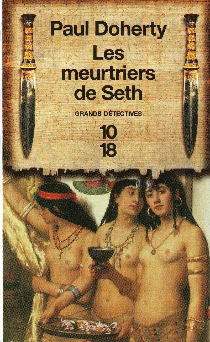 Les meurtriers de Seth - Paul DOHERTY