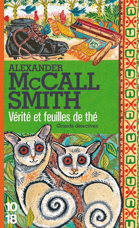 Vérité et feuilles de thé - Alexander McCALL SMITH