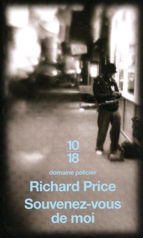 Souvenez vous de moi - Richard PRICE