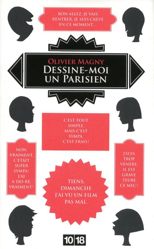Dessine-moi un Parisien - Olivier MAGNY