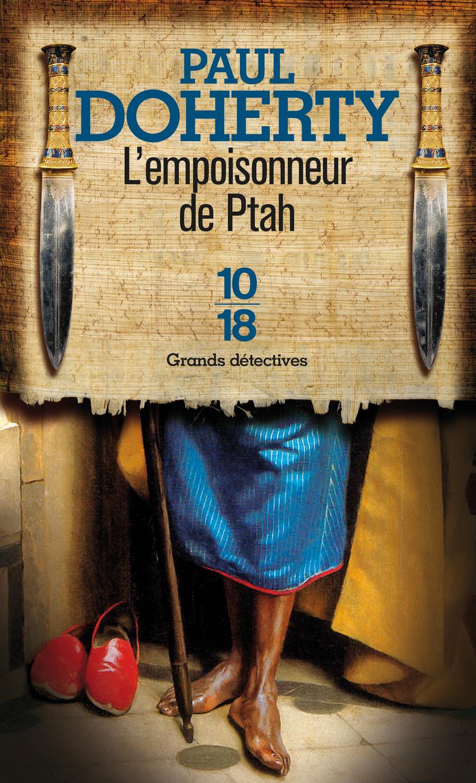 L'empoisonneur de Ptah - Paul DOHERTY
