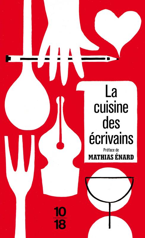 La cuisine des écrivains - Mathias ENARD, Johan FAERBER