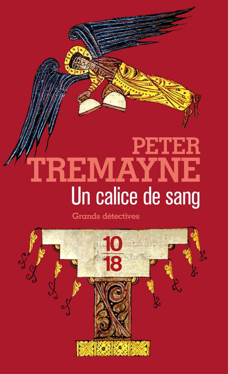 Un Calice de sang - Peter TREMAYNE