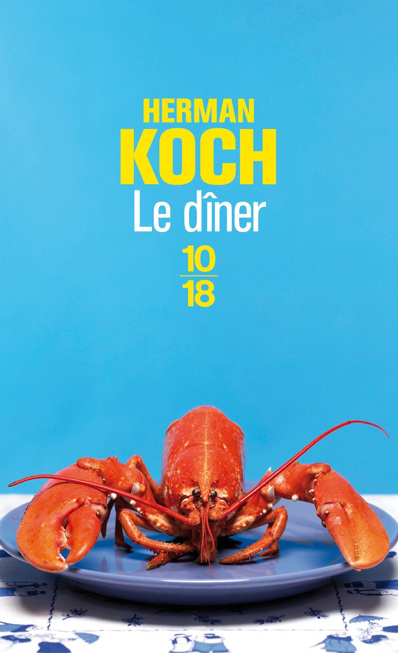 Le dîner - Herman KOCH