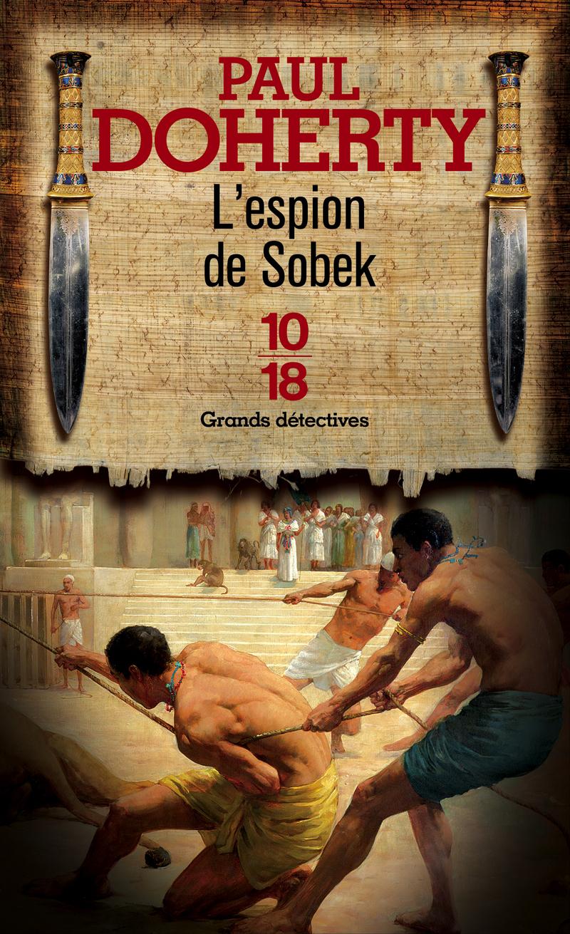L'Espion de Sobek - Paul DOHERTY