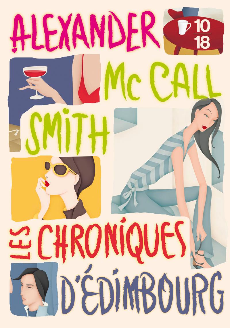 Les chroniques d'Edimbourg - Alexander McCALL SMITH