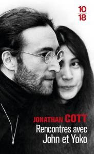 Rencontres avec John et Yoko - Jonathan COTT