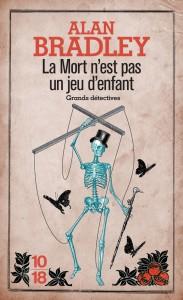 La mort n'est pas un jeu d'enfant - Alan BRADLEY