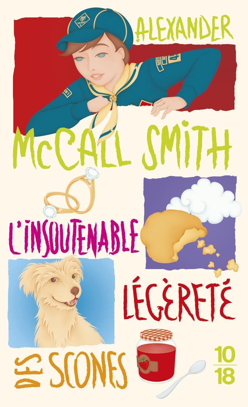 L'insoutenable légèreté des scones - Alexander McCALL SMITH