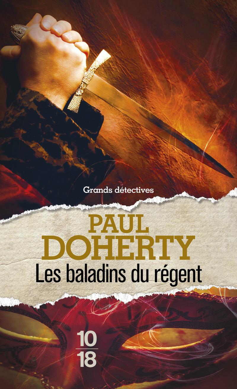 Les baladins du régent - Paul DOHERTY