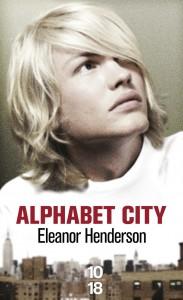 Alphabet City - Eleanor HENDERSON