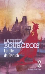 La fille de Baruch - Laetitia BOURGEOIS