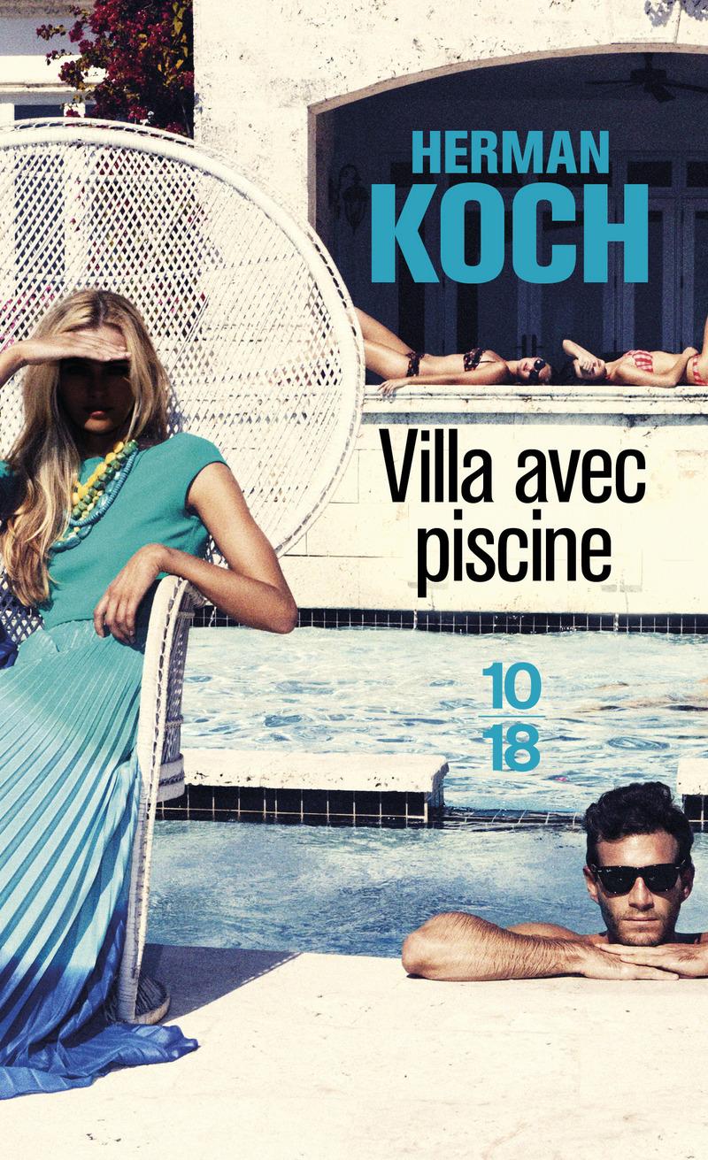 Villa avec piscine - Herman KOCH