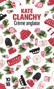 Crème anglaise - Kate CLANCHY