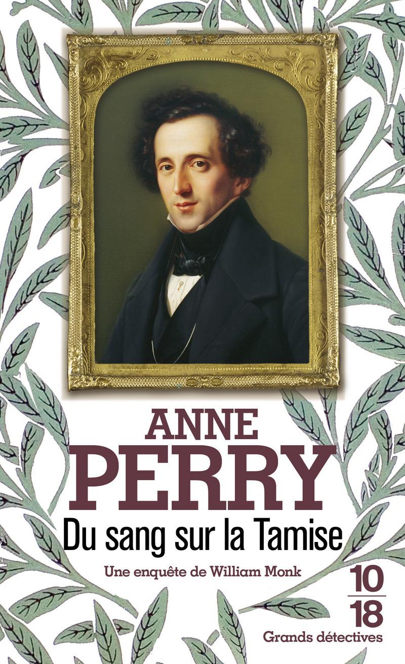 Du sang sur la Tamise - Anne PERRY