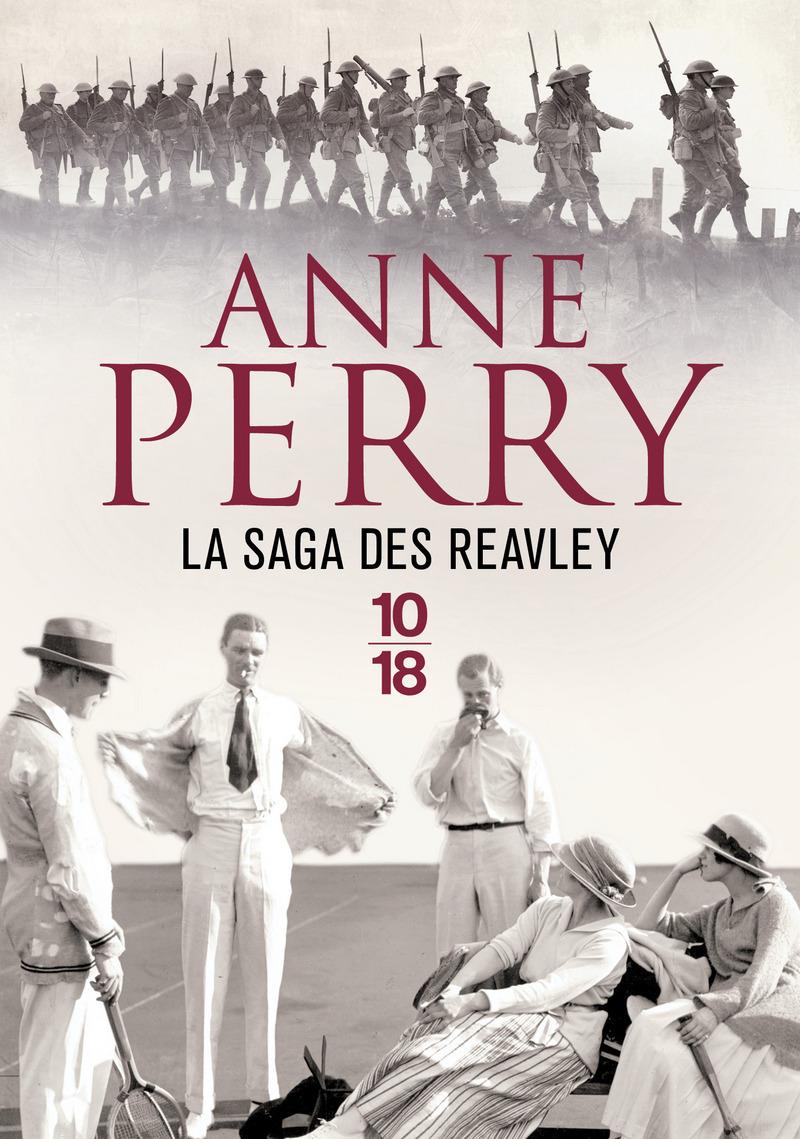 La saga des Reavley - Anne PERRY
