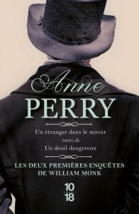 Monk 2 en 1 - Anne PERRY