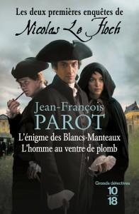 Nicolas Le Floch 2 en 1 - Jean-François PAROT