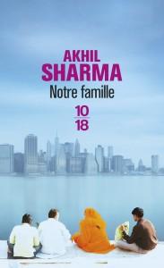 Notre famille - Akhil SHARMA