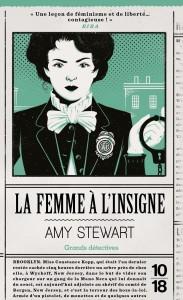 La femme à l'insigne - Amy STEWART