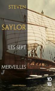 Les sept merveilles - Steven SAYLOR