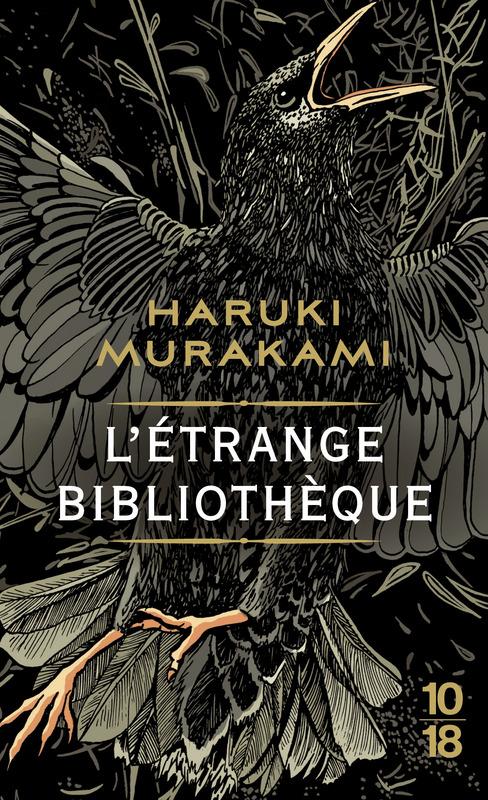 L'étrange bibliothèque - Haruki MURAKAMI