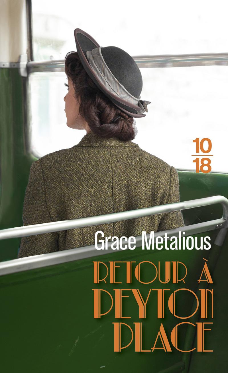 Retour à Peyton Place - Grace METALIOUS