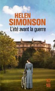 L'été avant la guerre - Helen SIMONSON